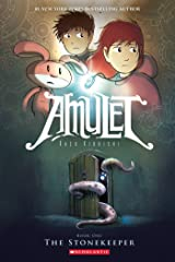 The Stonekeeper (Amulet #1) Kindle Edition