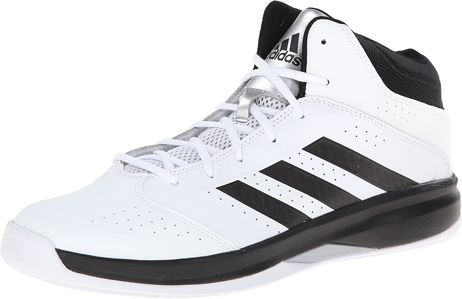 adidas isolation black basketball shoes