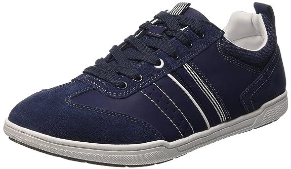 3 opinioni per Bata 8419633, Sneaker a Collo Alto Uomo