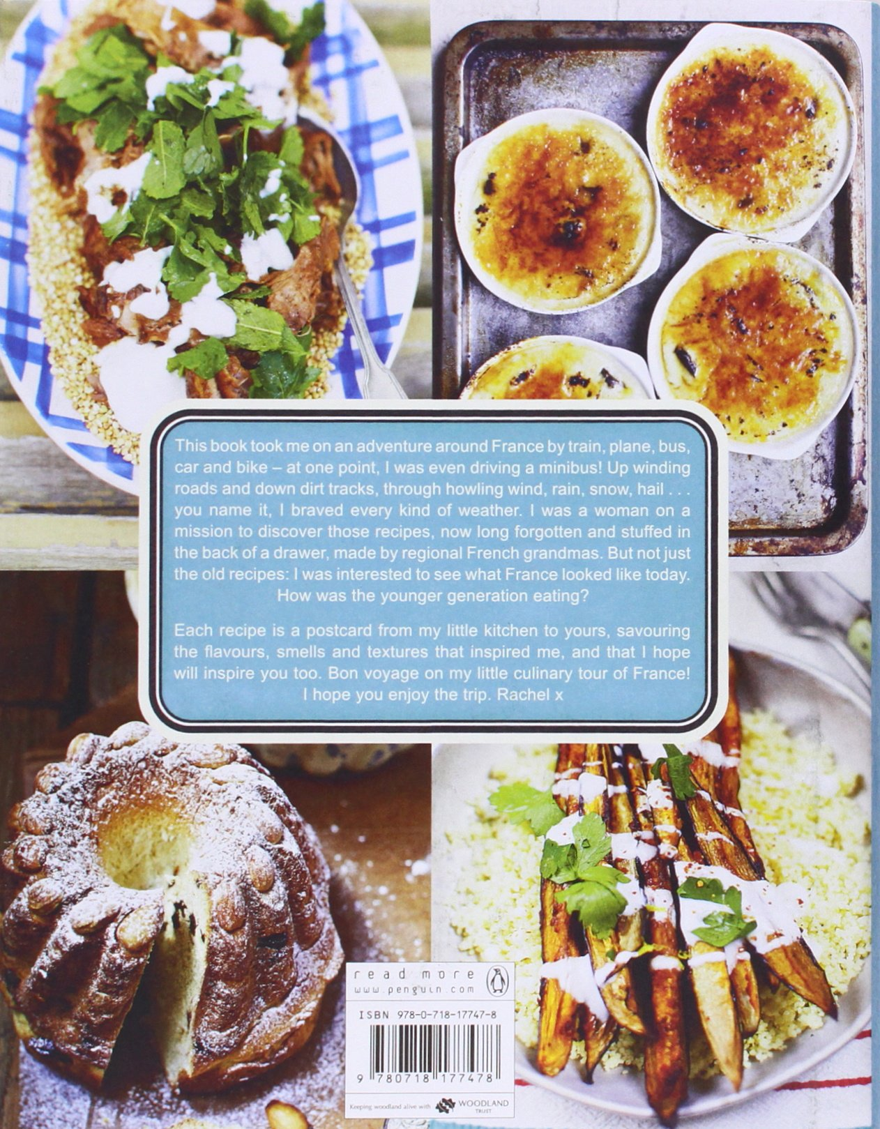 My Little French Kitchen: Over 100 recipes from the mountains ...