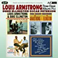 Three Classic Albums Plus (Recording Together For The First Time / The Great Reunion / Louis Armstrong Meets Oscar Peterson)