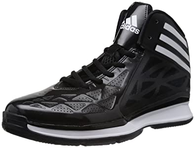 low priced d77f5 7e984 adidas Crazy Fast 2, Chaussures spécial Basket-Ball pour Homme Noir Noir  Talla Unica