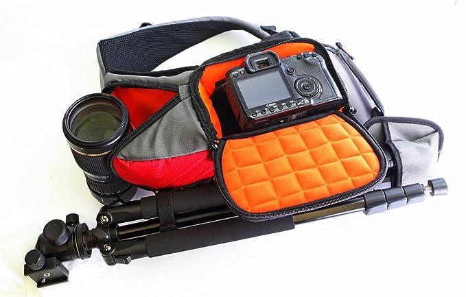 Amazon.com: Dolica Sling – Mochila para cámaras réflex ...