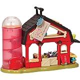 B. toys by Battat B. Baa-Baa-Barn (Farm House)
