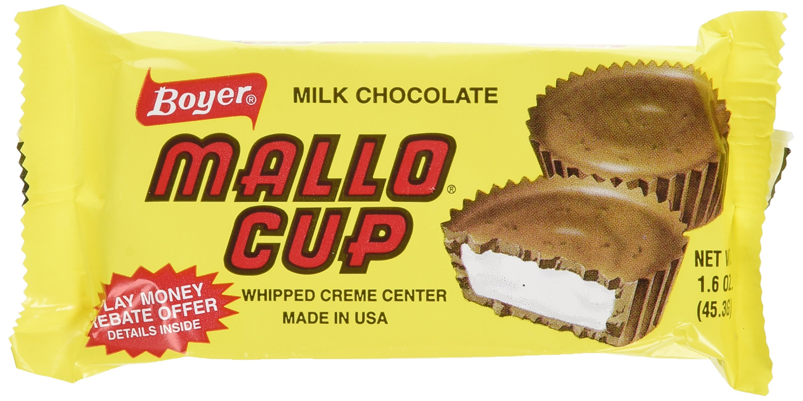 Boyer Mallo Cup 24 Packs by The Boyer Corporation