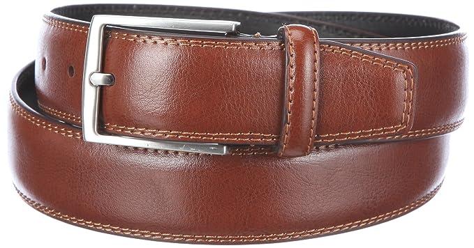 0318adafb019 Monti Men s Belt - Brown - Bronze (Farbe  61) -115 cm  Amazon.co.uk ...
