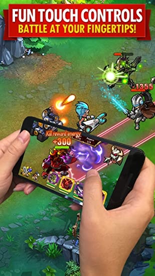 Amazon com: Magic Rush: Heroes: Appstore for Android