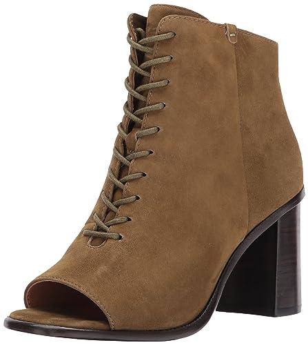 Women's Amy Peep Lace Boot