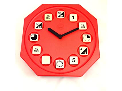 Prodesign Time - Reloj para Profesor: Amazon.es: Juguetes y ...
