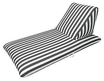 Amazon.com: Drift and Escape - Chaise lounge flotador para ...