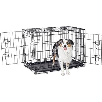 Amazon Com Petco Premium 2 Door Dog Crate 30 Quot L X 19 Quot W