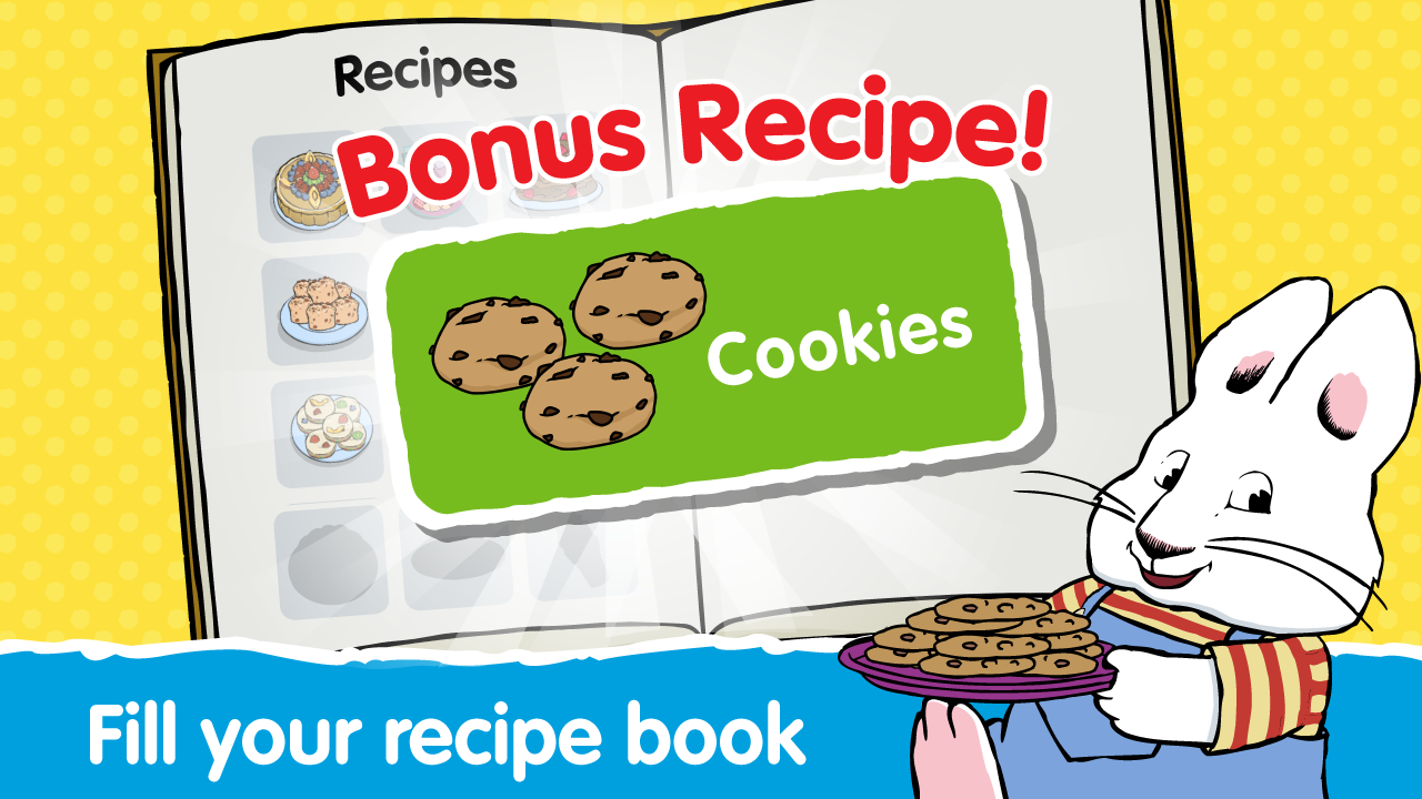 Amazoncom Max Ruby Bunny Bake Off Appstore for Android