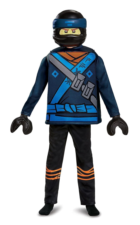 Jay LEGO Ninjago Deluxe Costume