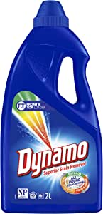 Dynamo All Round Superior Stain Removal, Liquid Laundry Detergent, 40 Washloads