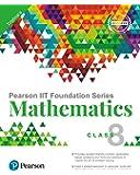 Pearson IIT Foundation Maths Class 8