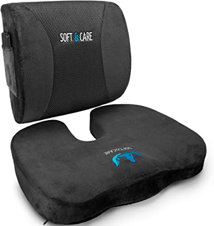 SOFTaCARE Travel Pillow – Blue Air