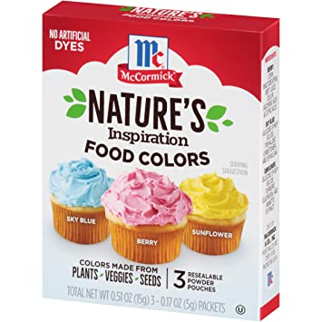 McCormick Color from Nature, 0.51 oz: Amazon.ca: Grocery