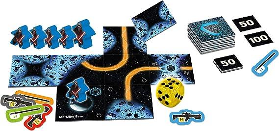 Schmidt Spiele 48260 Niños y Adultos Estrategia - Juego de Tablero (Estrategia, Niños y Adultos, 40 min, Niño/niña, 7 año(s), Interior): Amazon.es: Juguetes y juegos