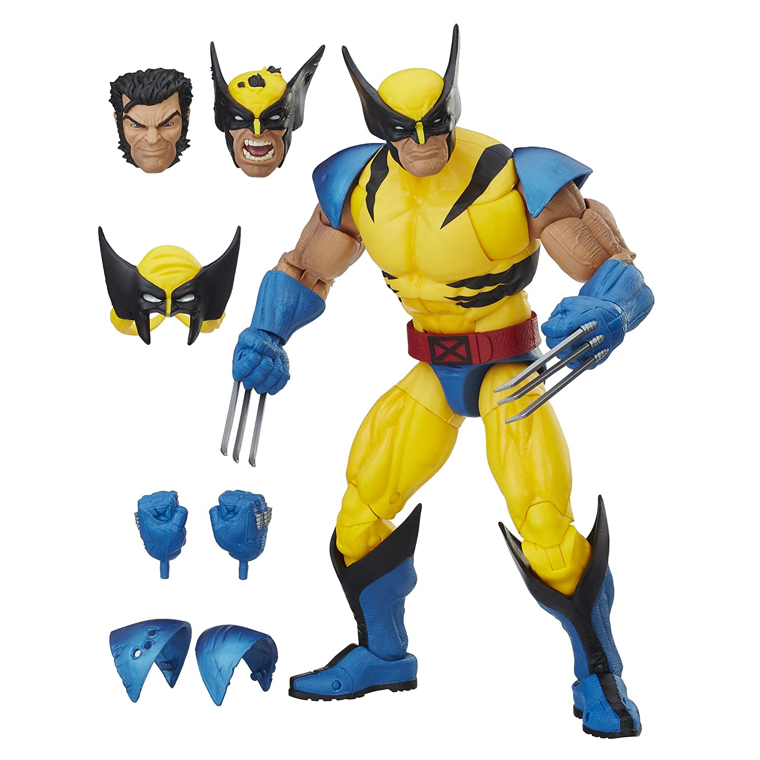 Marvel Legends Wolverine 12 Inch Action Figure Hasbro E0493