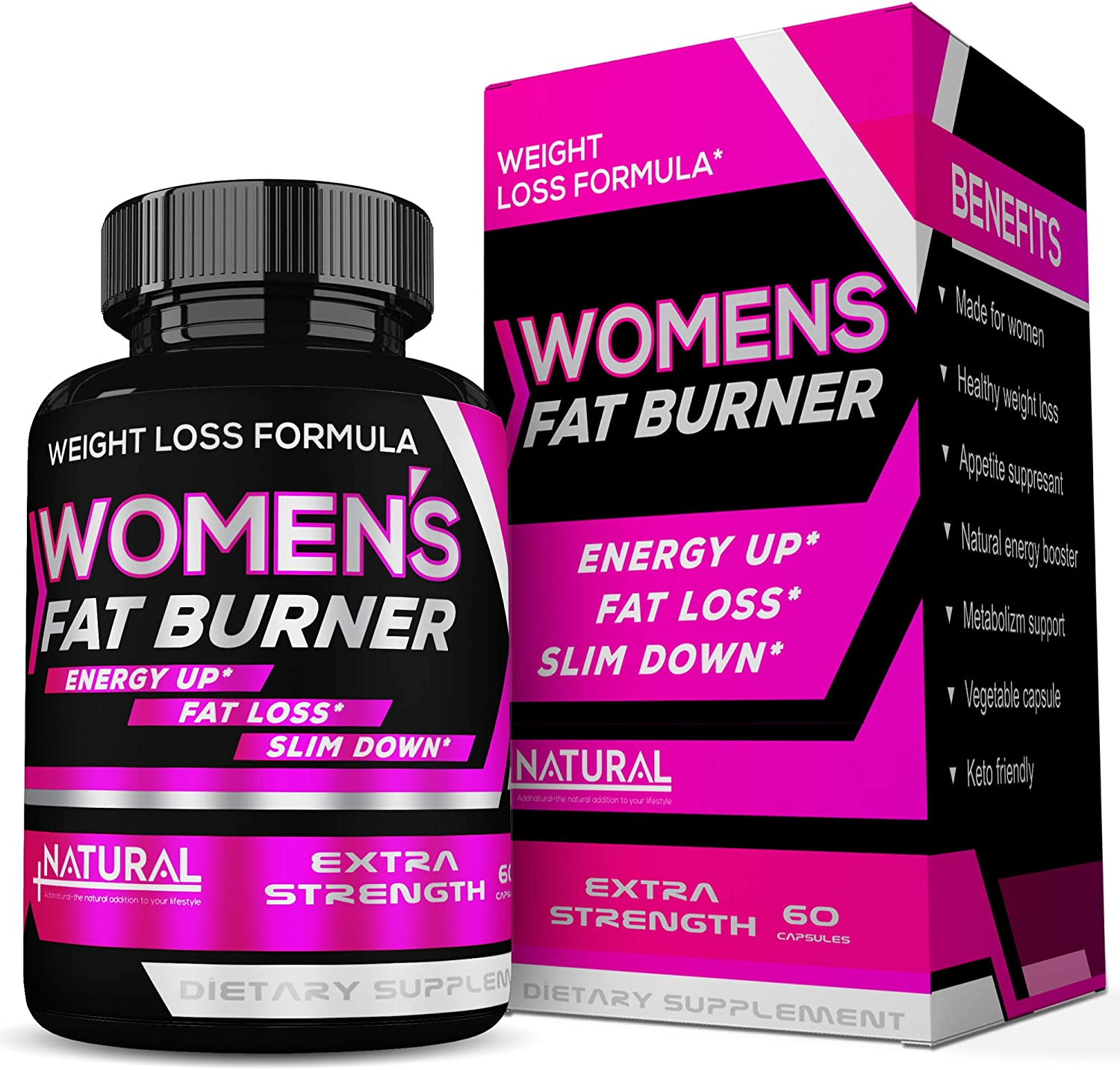 fat burner or diet pills