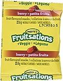 Mott's Fruitsations Veggie Berry, 32-Count, 723 Gram