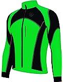 Chaqueta Transpirable y Cortaviento de Ciclistas, Wind Stopper - Impermeable al Agua y Viento, Ropa Ciclismo