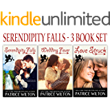 THREE BOOK SET--Serendipity Falls series