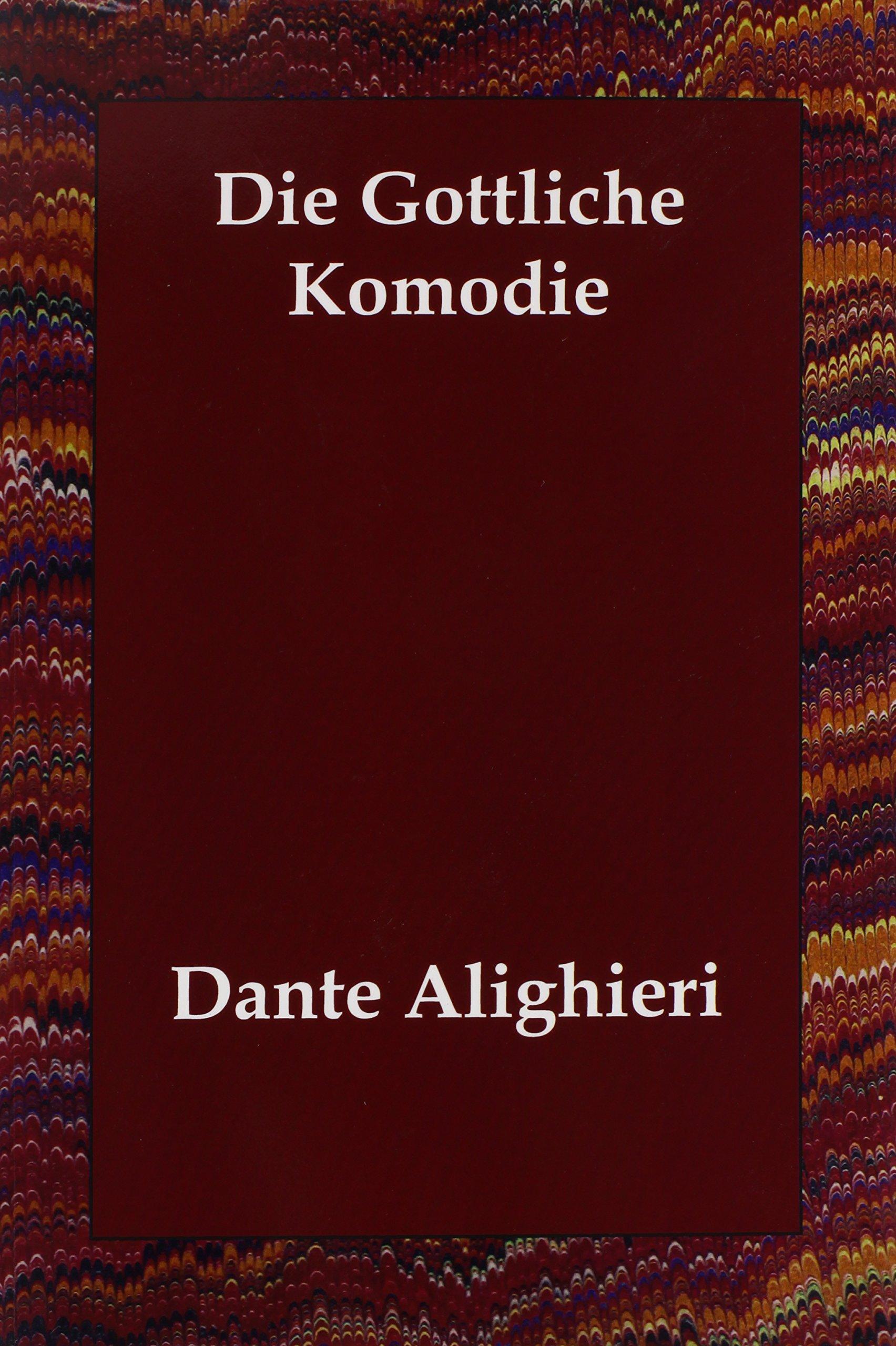 Download Die Gottliche Komodie (German Edition) ebook
