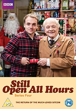 Still Open All Hours: Series 4
