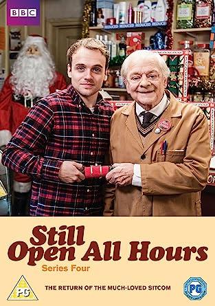 Still Open All Hours: Series 4