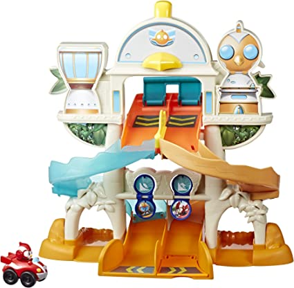 Kids Educational Learning Toy Toddler Play Set 3 Race Tracks 2 Cars Launcher New