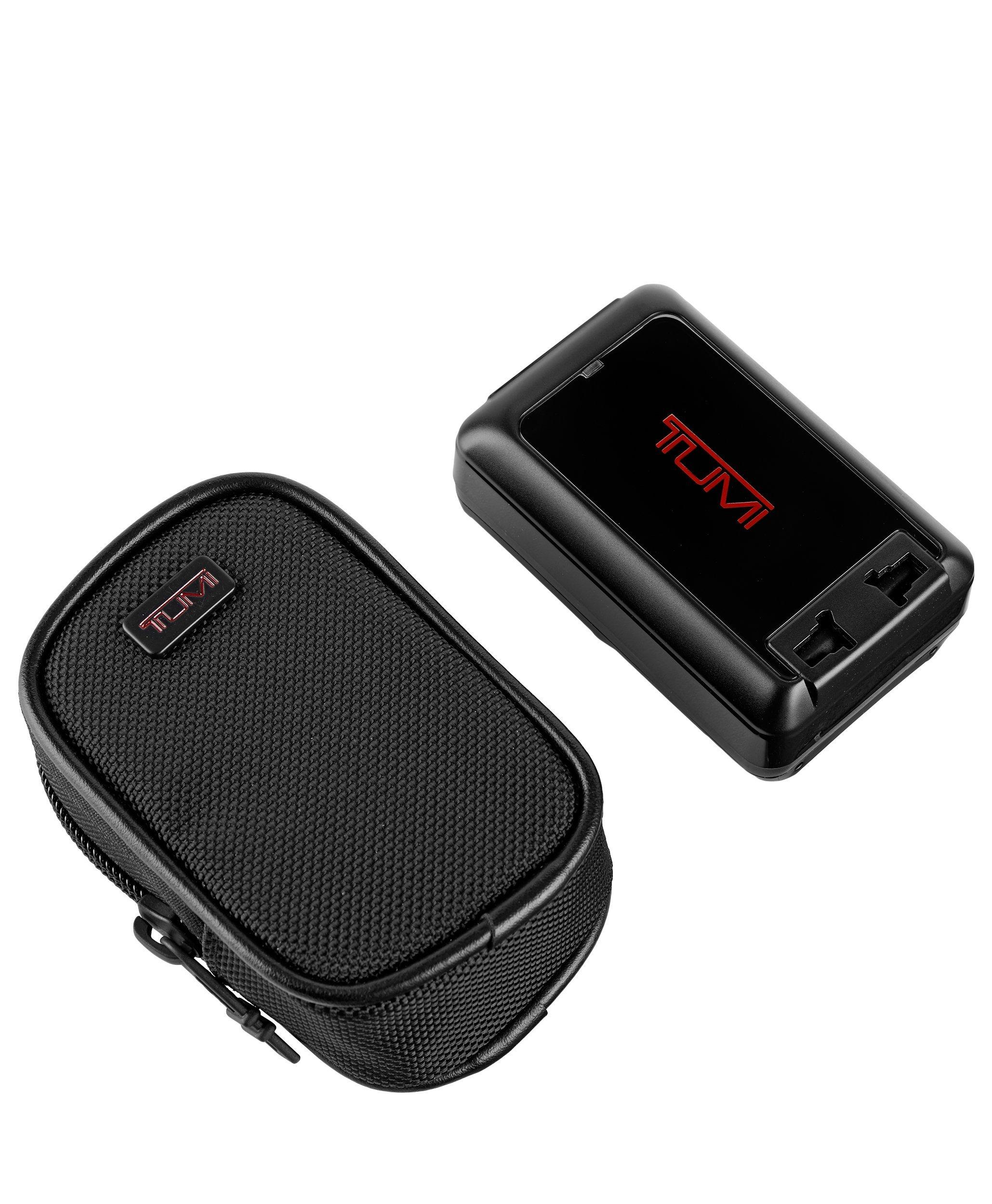 Tumi 4 Port USB Travel Adaptor, Black, One Size by Tumi (Image #4)