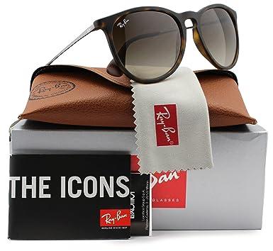 Amazon.com: Ray-Ban RB4171 Erika anteojos de sol Matte ...