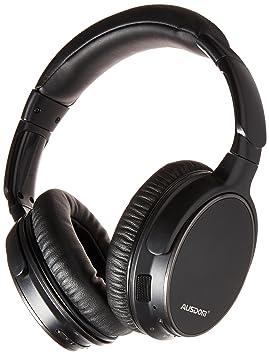 a50e0c48207 Ausdom M06 [CNET's PICK]Bluetooth Headphone Mic,EDR Overhead Stereo Deep  Bass [
