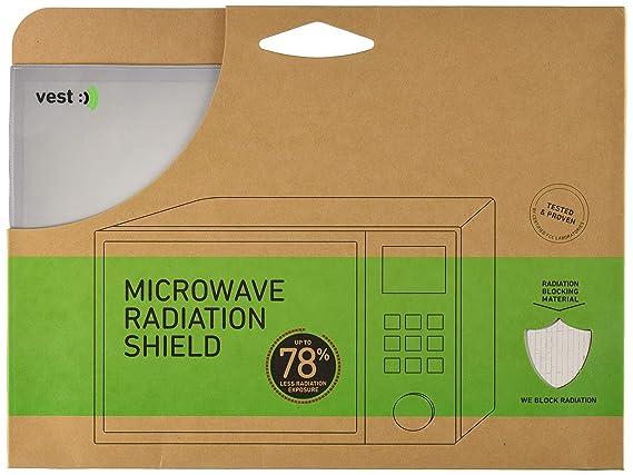 Amazon.com: Chaleco Microondas Radiación Shield Protección ...
