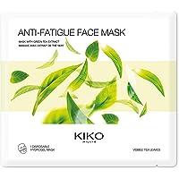 KIKO Milano Antifatigue Face Mask | Hydraterend gezichtsmasker in hydrogel met extract van groene thee