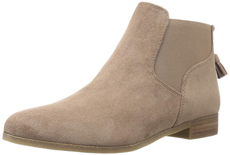 Dr. Scholl's Shoes Women's Resource Boot B06Y1LRDWY 6.5 B(M) US|Stucco Microfiber