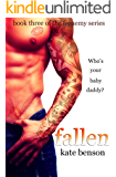 Fallen (The Frenemy Series Book 3)