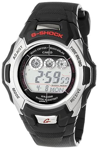 Casio GW500A-1V - Reloj (Resina, CTL1616, 67 g, 54,