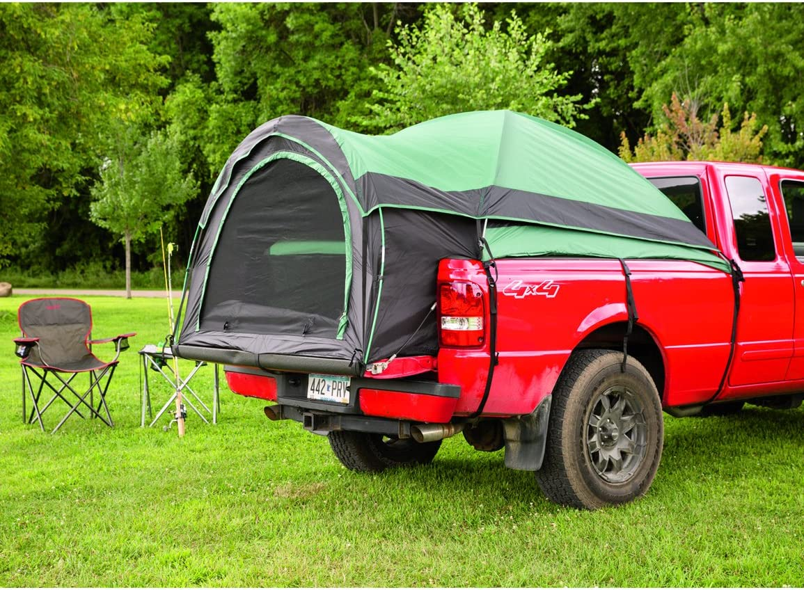 Guide Gear Compact Truck Tent  sc 1 st  Amazon.com & Amazon.com: Bed Tents - Truck Bed u0026 Tailgate Accessories: Automotive