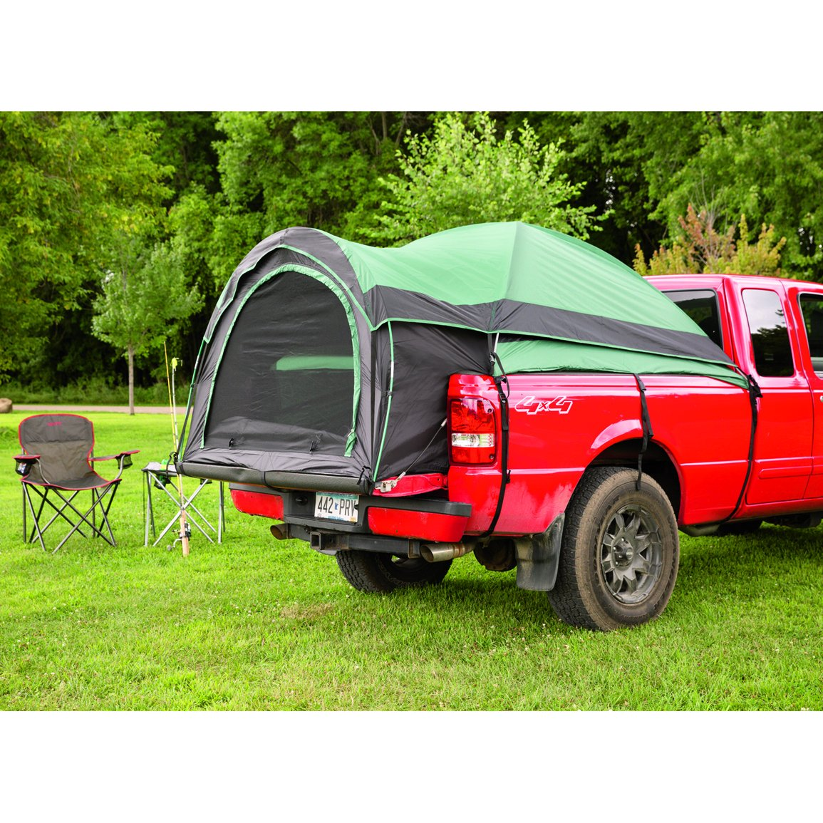 5. Guide Gear Compact Truck Tent