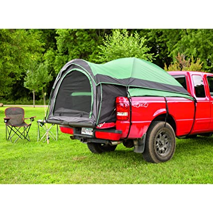Amazon Com Guide Gear Compact Truck Tent Sports Outdoors