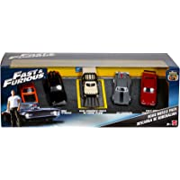 Fast & Furious Hot Wheels Vehículo Descarga de Adrenalina, F&F Road Muscle