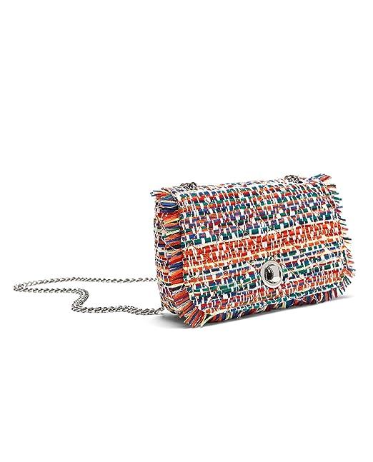 Zara - Bolso mochila para mujer multicolor Medium: Amazon.es: Ropa y accesorios
