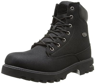 Black Lugz Mens Empire Hi Boots Ballistic