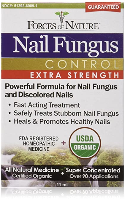 Las fuerzas de la naturaleza Control de Hongos en las uñas extra fuerza OG2