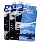 Sawyer Products Squeezable Pouches for Squeeze Water Filtration System
