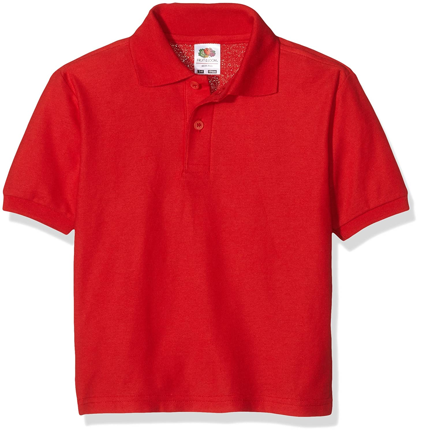Fotl Polo Bambino Fruit of the Loom 0634171