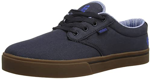Etnies Jameson 2 Eco - Zapatillas De Skateboarding para hombre, color black (black/brown/green 349), talla 44.5 (10 UK)