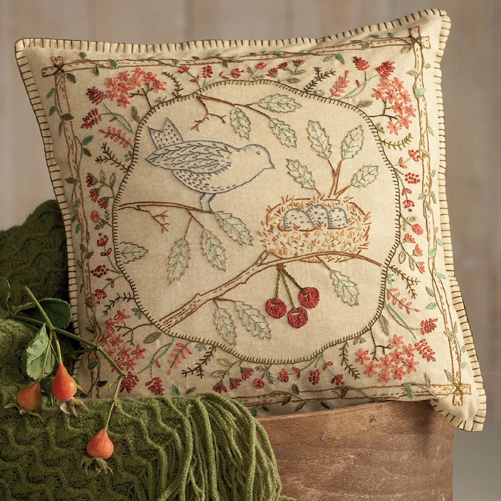 Stitches from the Garden: Hand Embroidery Inspired by Nature: Kathy  Schmitz: 9781604687767: Amazon.com: Books